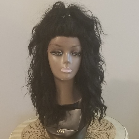 Accessories Super Cute Wavy Updo Lace Front Wig Poshmark